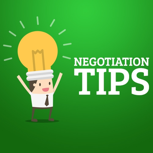 Negotiation Tips