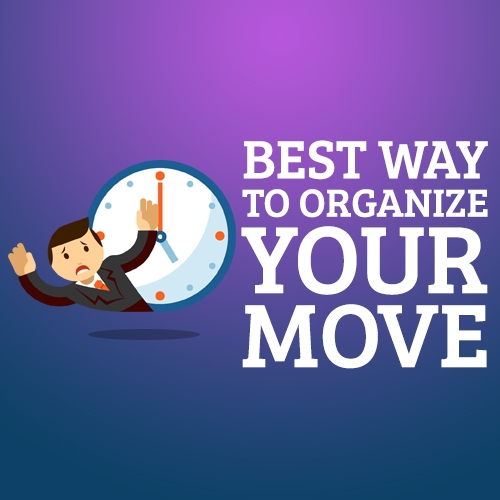 Best Ways to Organize Your Move
