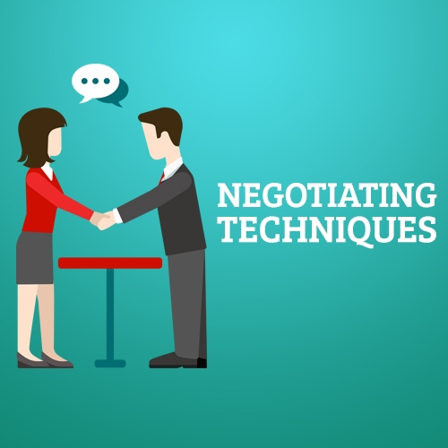 Negotiating Techniques