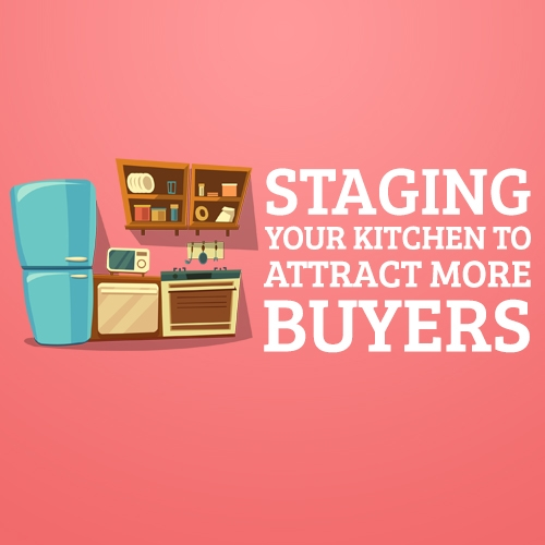 Staging Your Kitchen to Attract More Buyers