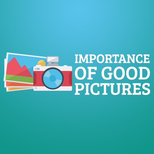Importance of Good Pictures
