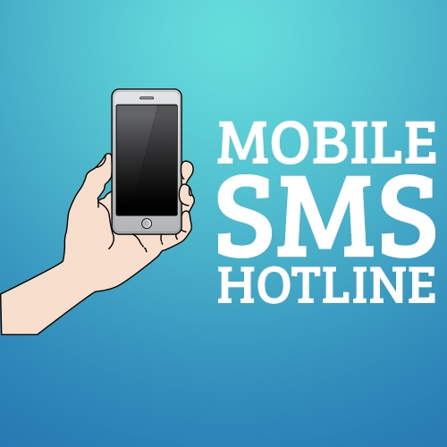 Mobile SMS Hotline