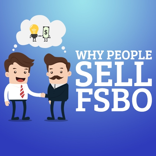 Why People Sell FSBO