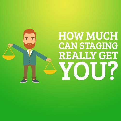 How Much Can Staging Really Get You?